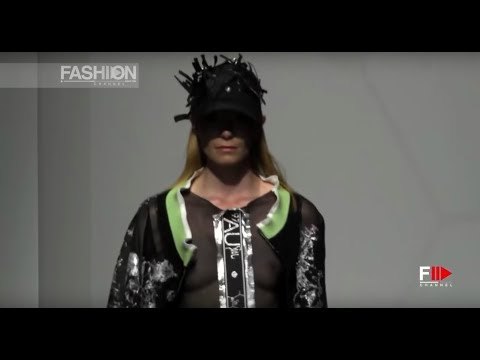 AU197SM Spring Summer 2019 Couture | ALTA ROMA 2018 - Fashion Channel