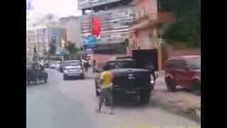 preview picture of video 'Rua da India a Memorial Dr. Agostinho Neto'