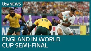 England into World Cup semi-final after rampant victory over Australia | ITV News