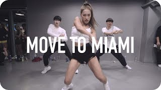 Move To Miami - Enrique Iglesias ft. Pitbull / Jane Kim Choreography