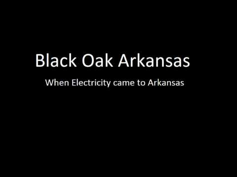 Black Oak Arkansas - When Electricity came to Arkansas (Studio version)