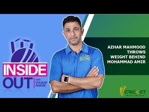 Mahmood throws weight behind Amir