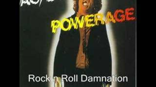 AC/DC-Rock N Roll Damnation
