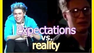 Niall Horan - Expectations vs reality