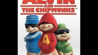 Alvin and the Chipmunks-Nightmare before Christmas