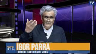 Igor Parra: Cambios climáticos y cambio abrupto