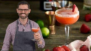 Strawberry Margarita Recipe