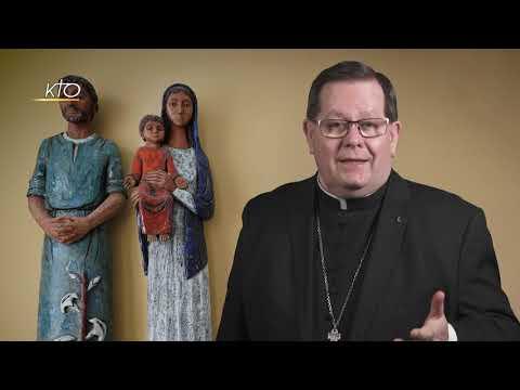 """Cardinal Lacroix : """"Le Seigneur ne nous abandonne pas"""""""