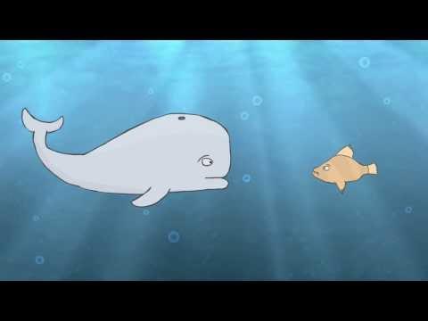 Velryba v depresi