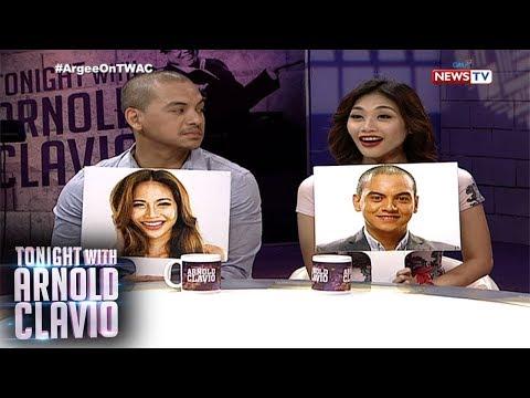[GMA]  Tonight with Arnold Clavio: Sino ang mas seloso kina Gee at Archie?