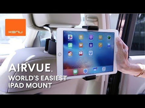 Airvue Car Tablet Mount from Kenu