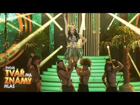 Berenika Kohoutová jako Katy Perry