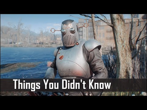 Fallout 4: 5 More Things You (Probably) Never Knew You Could Do in The Wasteland