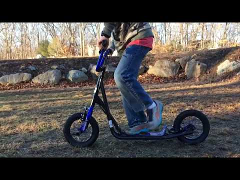 The Best Dirt Scooter Ever
