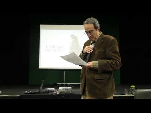 #Educativobienal - Curso Para Educadores 2014 - Palestra Carlos Augusto Calil