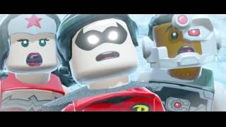 LEGO Batman 3: Beyond Gotham ~ Level 15: Breaking the Ice (Story Mode Guide)