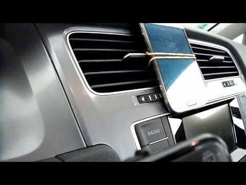 DIY Handyhalter fürs Auto selber machen in 60 Sekunden - Handyhalterung im KFZ