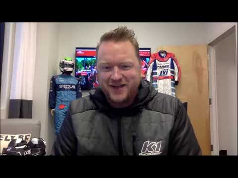 """ORIW: """"Driver Safety Gear Suited for Success"""" by K1 RaceGear"""