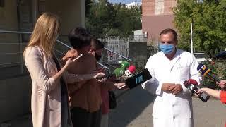 У Харківському військовому шпиталі розповіли про стан поранених бійців
