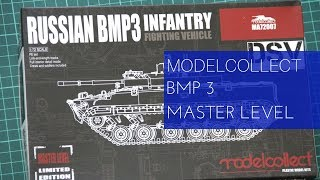 Modelcollect 1/72 BMP3 Master Level (MA72007) Review