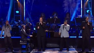 "All 4 One LIVE ""I Can Love You Like That"" and ""I Swear"" Medley with David Foster"