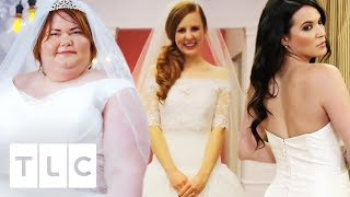 Fit & Flare Vs Princess: Which Dress Would You Choose? | TLC UK