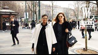 Street Style Milan Fashion Week Part IV