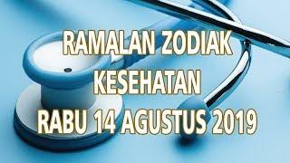 Ramalan Zodiak Kesehatan Hari Ini Rabu 14 Agustus 2019