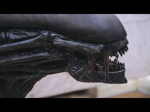 The Practical Effects In 'Alien: Covenant' Are Incredible
