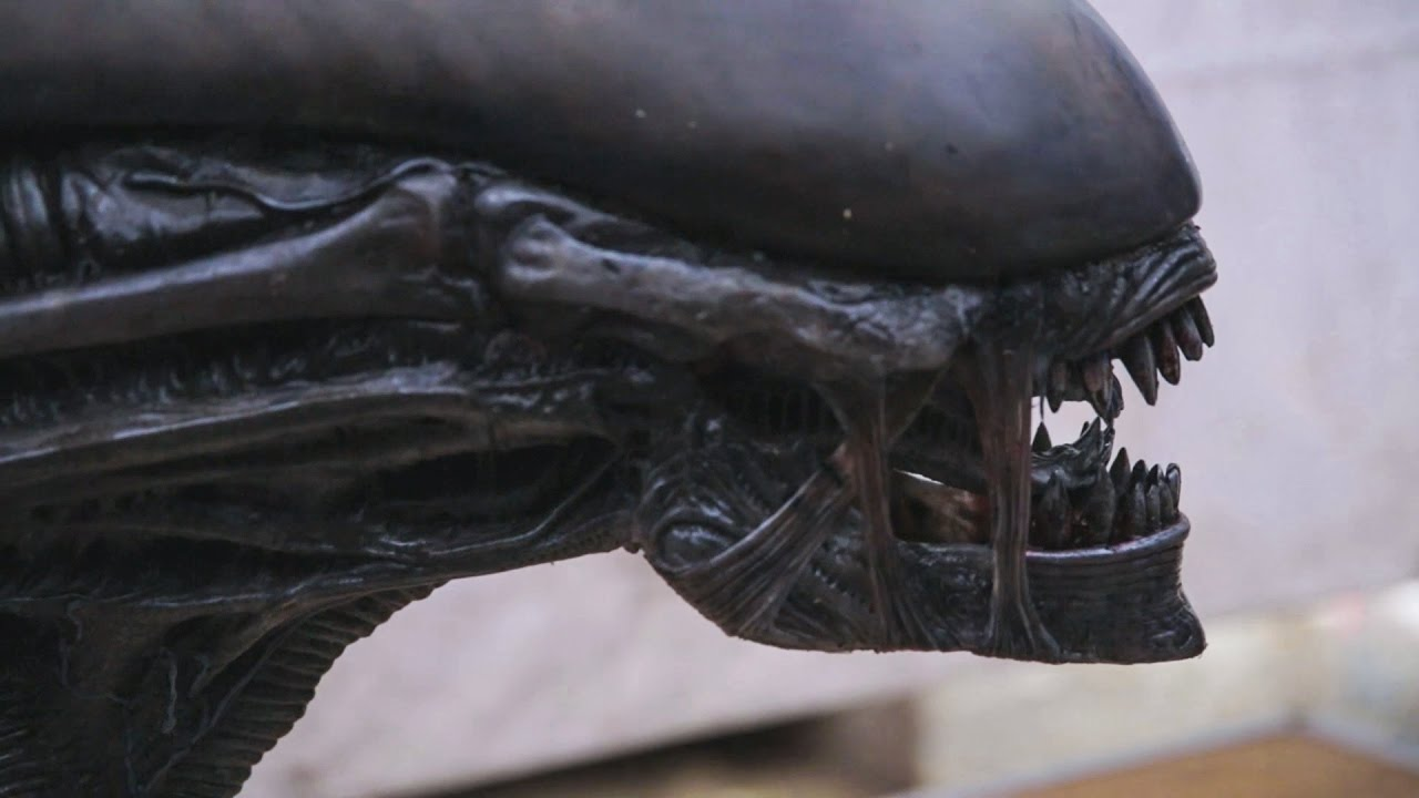 The Creature and Special Effects of Alien: Covenant!