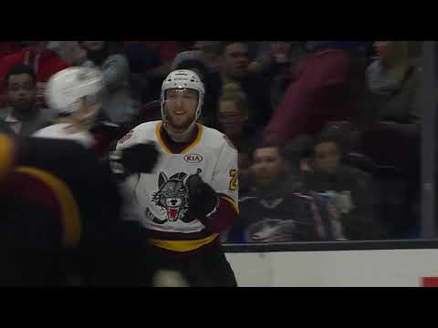 Wolves vs. Monsters | Jan. 24, 2019
