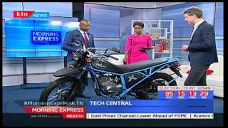 Morning Express - 4th May 2017 - TECH CENTRAL: Safe rides on bikes