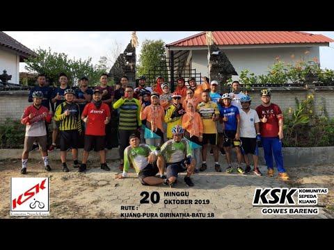 KSK Gowes Ahad 20/10/2019 || Pura Girinatha Puncak Sari di Pulau Bintan