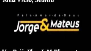 Chove Chove - Jorge e Mateus