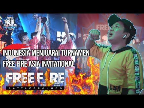 IOG JADI KEBANGGAN INDONESIA MENCATAT SEJARAH BARU JUARA ASIA TURNAMEN GAME BERGENSI