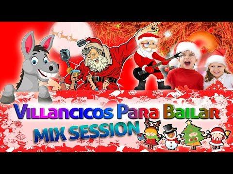 Villancicos para Bailar, Mix Navideños 2019, Musica ¡Feliz Navidad! Noel, Canciones de Navidad Mix
