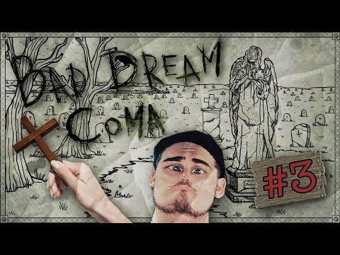 SMRTEĽNÉ ROZHODNUTIA NA CINTORÍNE! | Bad Dream: Coma #3