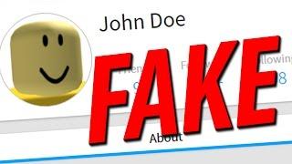 Roblox John Doe March 18th Hack John Doe Is Fake Roblox Minecraftvideos Tv