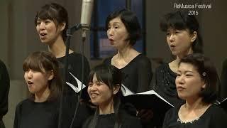 Japanese Choir: Kansai Koyuaki & Keishi Ito    Remusica Festival 2015