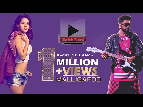 Malliga Poo Song lyrics – Kash Villanz