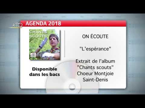 Agenda du 15 juin 2018