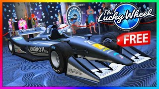 GTA 5 How To WIN The Podium Car (GTA V Online Casino Podium Vehicle Guide - How To Win)
