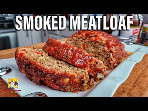 Best Smoked Meatloaf Recipe