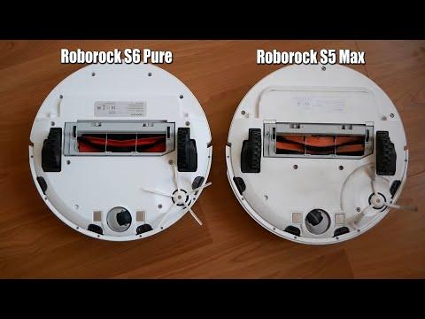 Робот-пылесос Roborock S6 Pure (новый 2020-2021!) моет и убирает в доме / Арстайл /