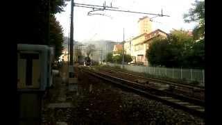 preview picture of video 'trevo storico rossiglione 2012 partenza'