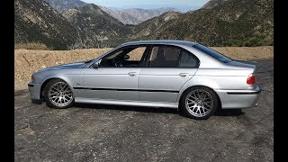 Super-Clean BMW E39 M5 w/ Bolt Ons - One Take