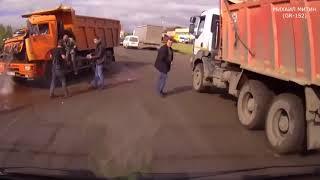 Подборка смертельных наездов на пешеходов, сбили пешеходов