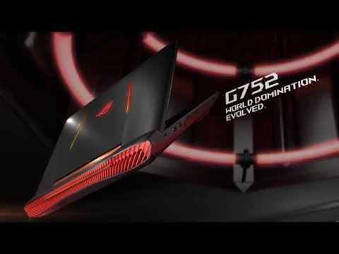 ASUS ROG G752 Gaming Laptop