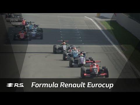 Eurocup Formula Renault 2.0 - Race 1 - Spa- 2016