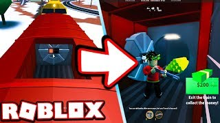 Robbing The New Night Club For The First Time In Roblox Mad City